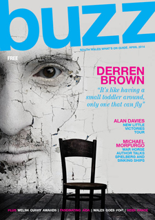 BUZZ APR 2014 Cover