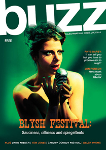 BUZZ JUNE 2014 Cover