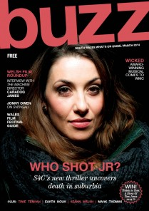 BUZZ MARCH 2014 Cover