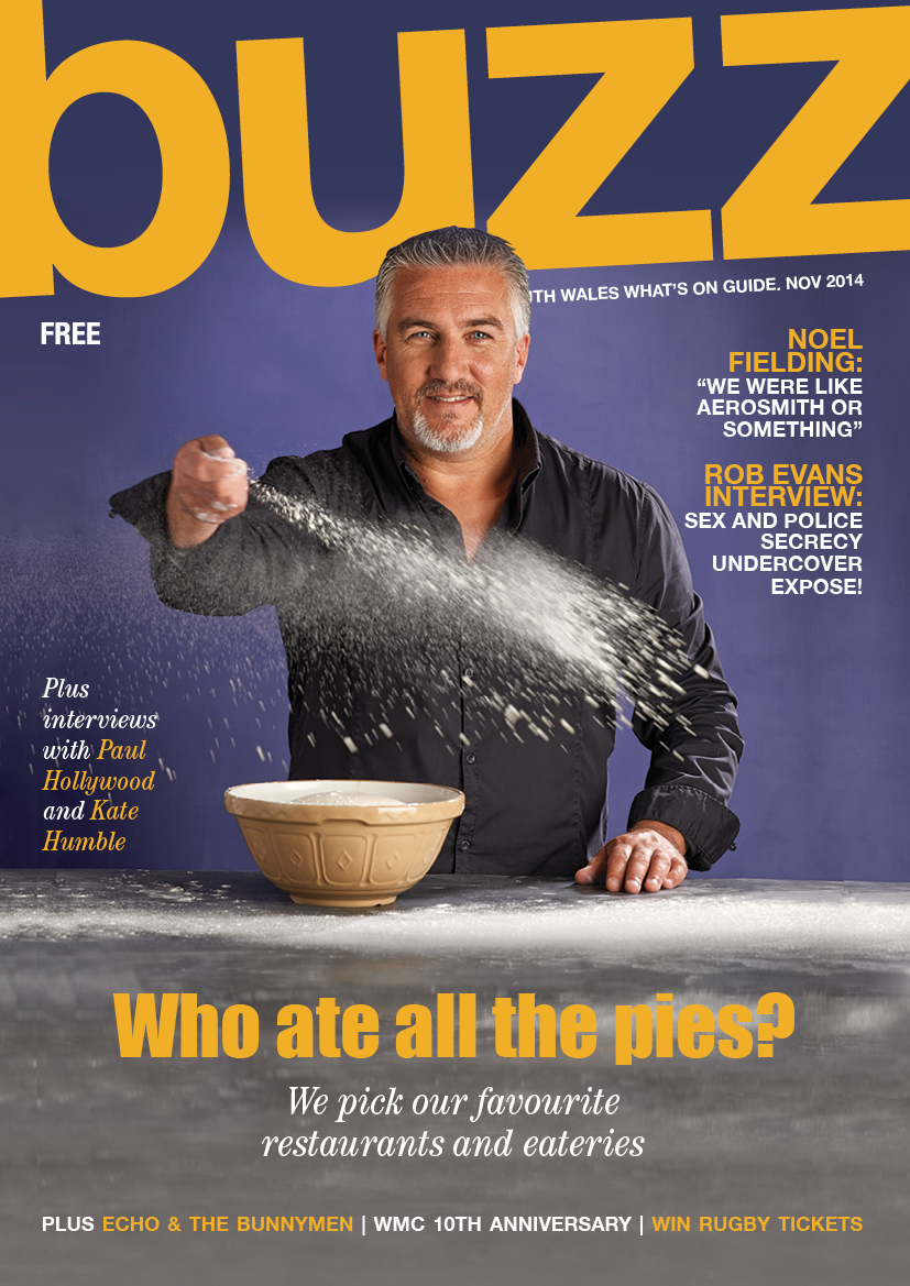 BUZZ SEPT 2014 Cover