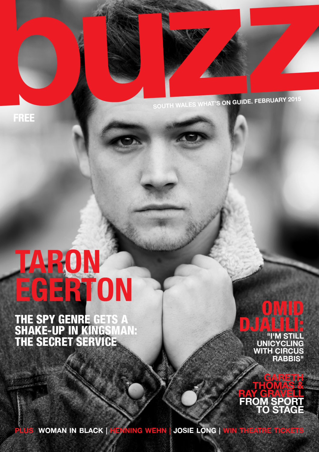BUZZ FEB 2015 Cover