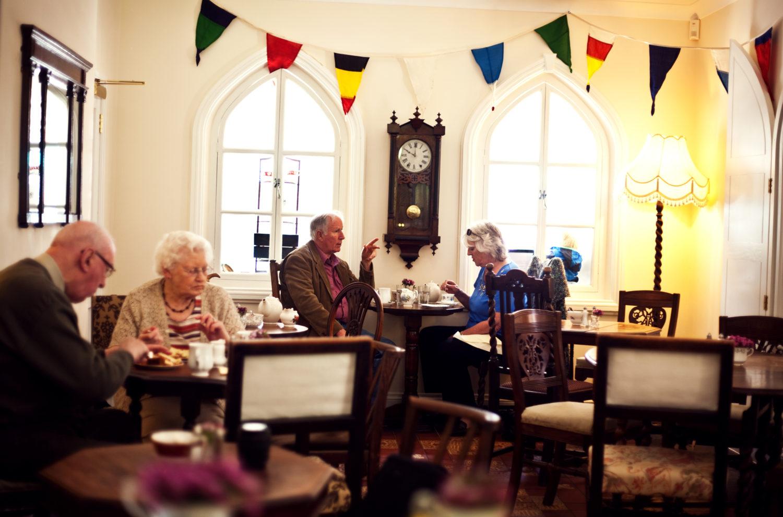 Pettigrew Tea Rooms Jobs