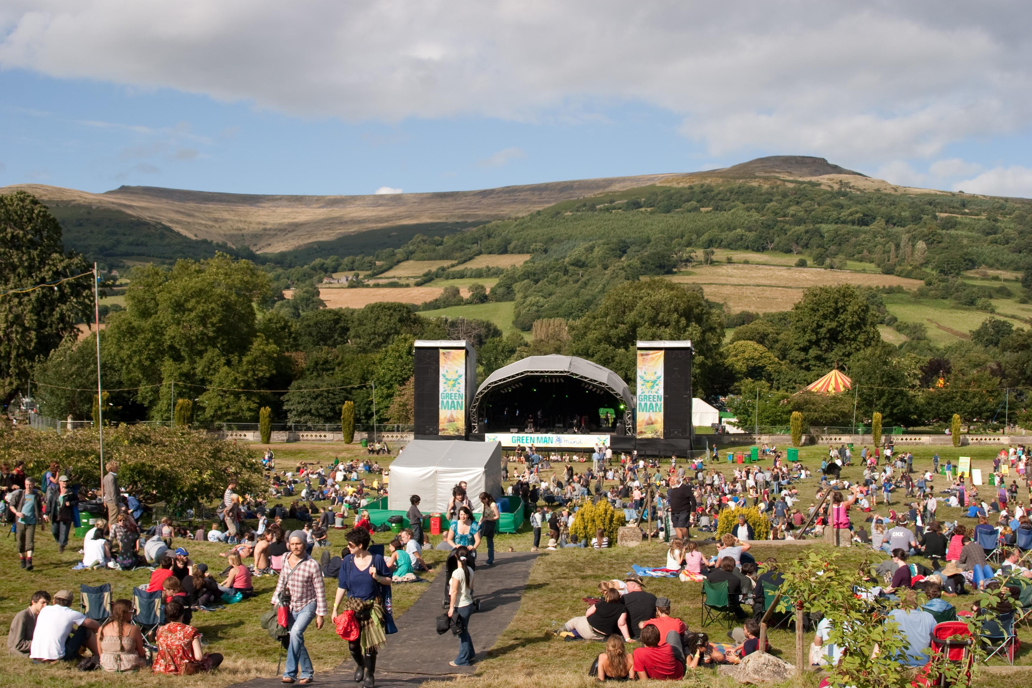 Fashion competition 2017 - Win Guestlist Tickets To Green Man Festival Competition