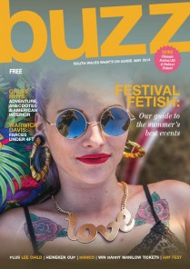 BUZZ MAY 2014 Cover