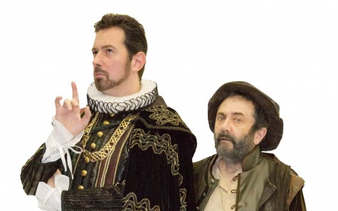 BLACKADDER II | STAGE REVIEW