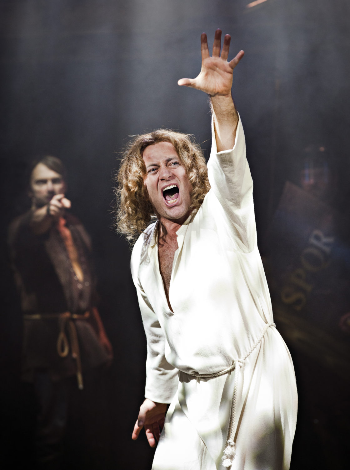 JESUS CHRIST SUPERSTAR | STAGE REVIEW • Buzz Magazine