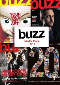 buzz media pack