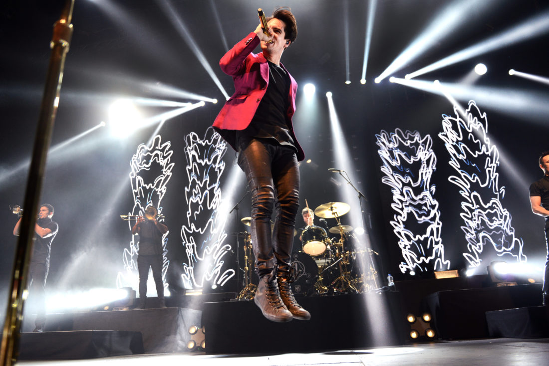 PANIC! AT THE DISCO | LIVE REVIEW • Buzz Magazine