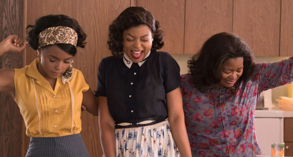 hidden figures film preview