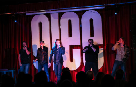 live review - home free
