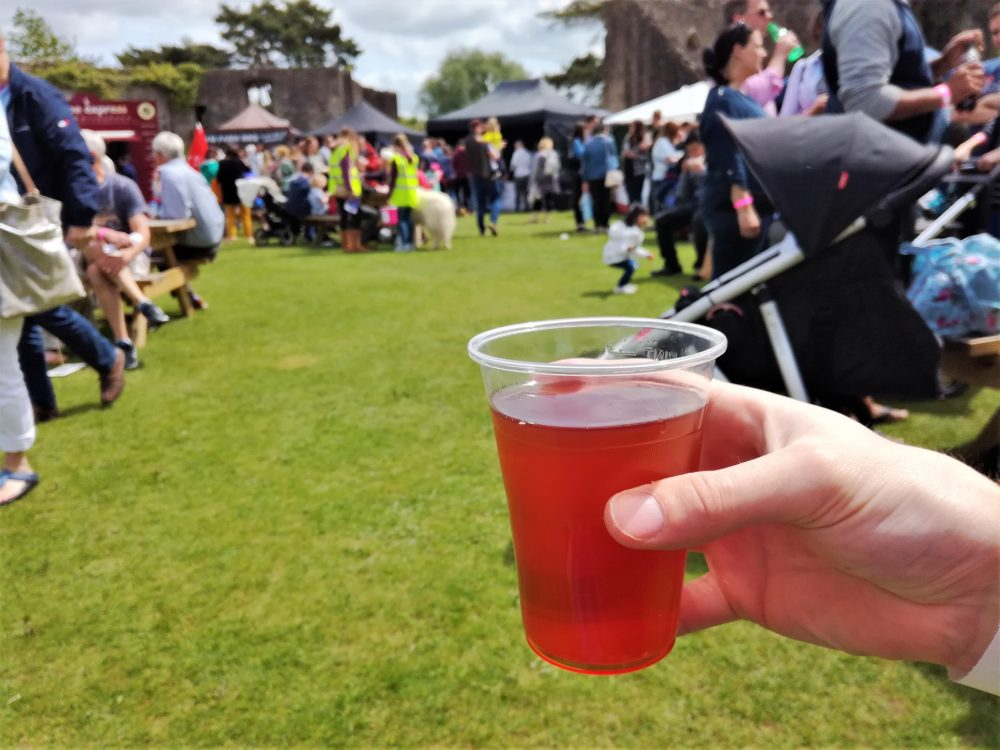 Monmouthshire Food Festival Day  Review