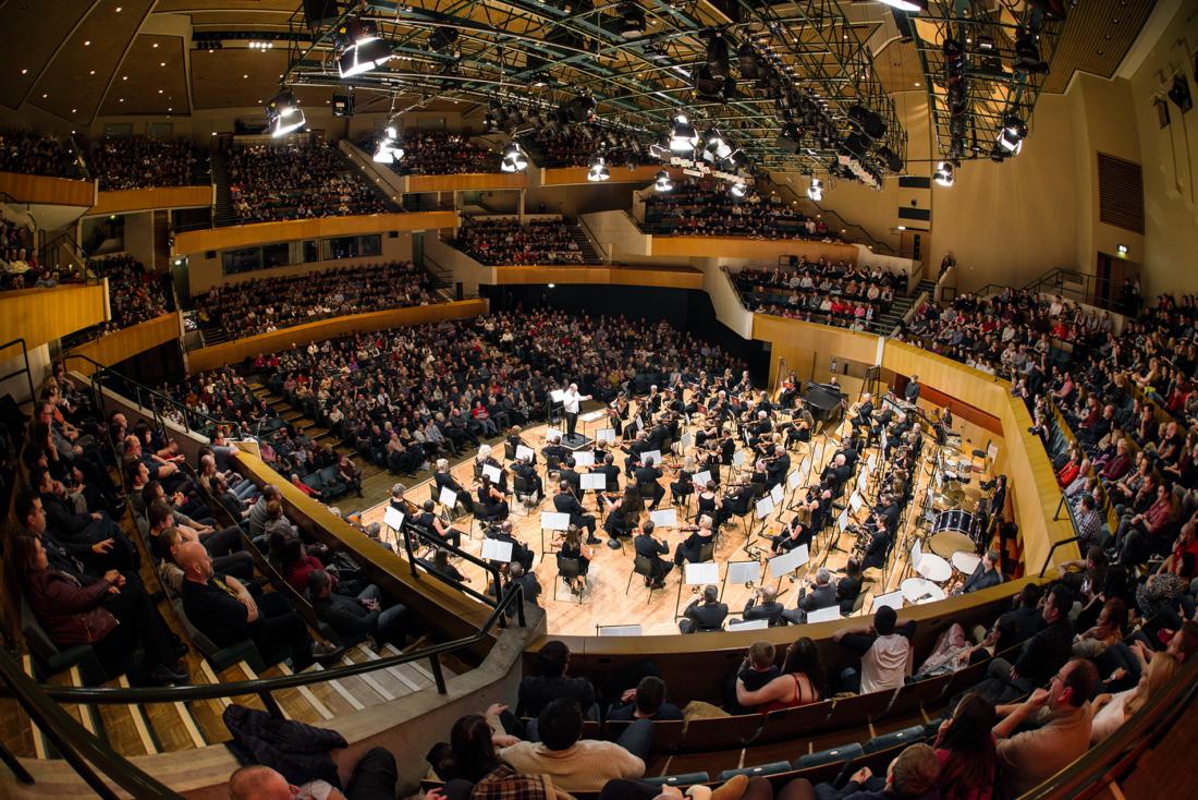 cardiff philharmonic orchestra - 8.12.17