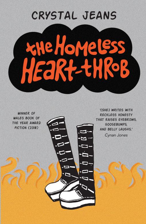 The Homless Heart-Throb   Book Review • Buzz Magazine